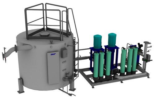 SKF Flowline Circulating Oil Lubrication System