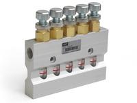 SKF CircOil Metering Valve Distributor