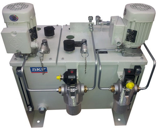 SKF Compact Circulating Oil System