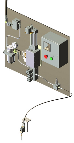 Automated Lubricant Dispensing Systems For Automotive